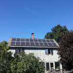Fletcher Residence – 4.9KW Solar Array- Newington, NH