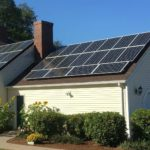 George Residence – 9.9 kW Solar Array – Rollinsford, NH