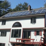 Giles – 5.1KW Solar Array – Lee, NH