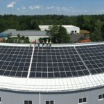 Insurrcom – 116 kW Solar Array – Portsmouth, NH