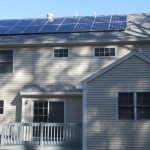 Kim – 4.59KW Solar Array – Durham, NH