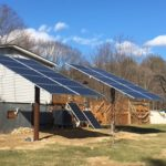 Mather-Lees Residence – 5.7 kW Solar Array – Raymond, NH