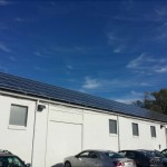 Infinite Imaging – 45kW Solar Array – Portsmouth, NH