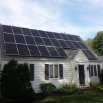 Knowlton Residence – 7.98kW Array – Hampton Falls, NH
