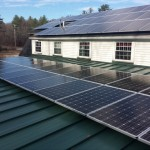 Cocheco Veterinary Hospital – 16.8kW Array – Farmington, NH