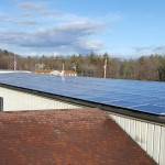 North & South Custom Builders – 46.74kW Solar Array – Barrington, NH