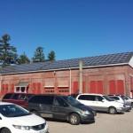 Riverside Garage – 57kW Solar Array – Somersworth, NH