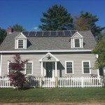 Seymour Residence – 6.27kW – Barrington, NH