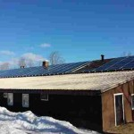 Myhre Equine Clinic – 49.29kW Solar Array – Rochester, NH