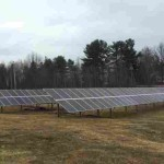 Candia Woods Golf Course – 39.9kW Solar Array – Candia, NH