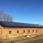 High Knoll Equestrian Center – 48.74kW Solar Array – Rochester, NH