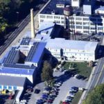 Orange Innovation Center – 93.6 KW Solar Array – Orange, MA