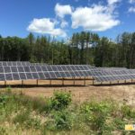 Warner Village Water District – 114 kW Solar Array – Warner, NH